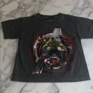 Shirts & Tops - BOYS S LICENSED AVENGERS TEE